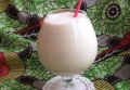 Молочный коктейль с ананасом