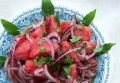 Низкокалорийный салат «Арбузный сюрприз»