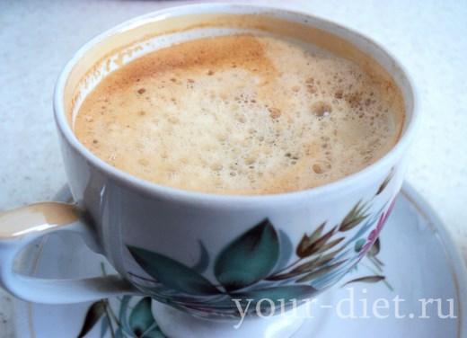 Кофе с кружке