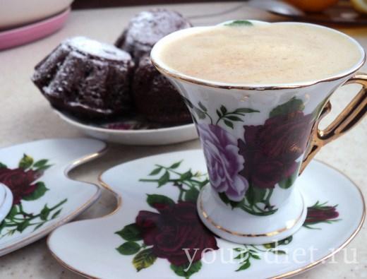 Готовый кофе по-ирландски