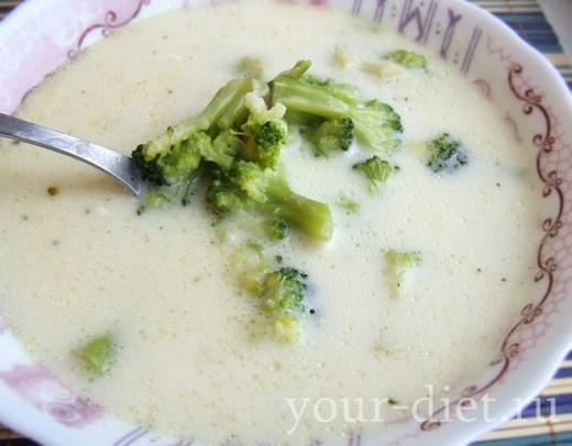 Добавляем соль и перец с суп