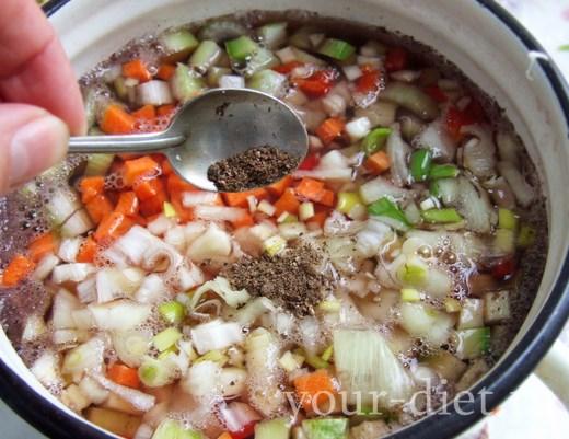 Перчим суп
