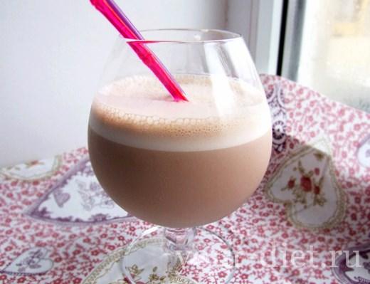 Крем-сода шоколадная