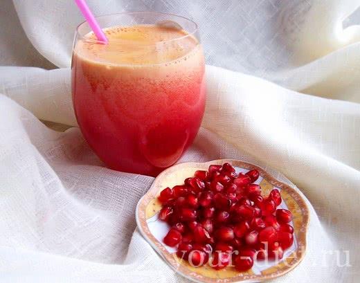 Цитрусовый коктейль