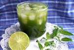 Лимонад lemon-nana