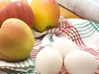 Яблочно-яичная диета