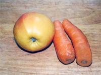 Морковно-яблочная диета