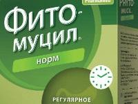 Фитомуцил для похудения