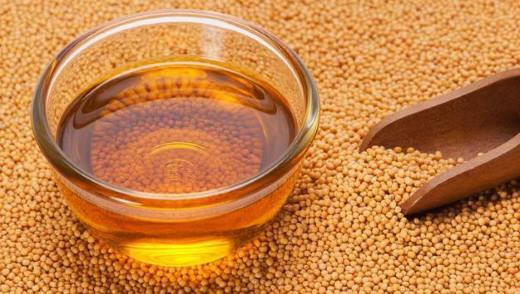 Косметические рецепты с горчичным маслом