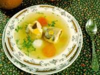 Рыбный суп для похудения