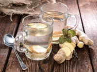 Вода с имбирем для похудения