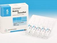Тиосульфат натрия для очищения организма