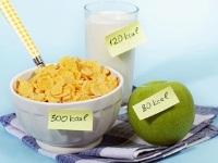 Сколько калорий нужно съедать в день