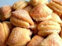 Диетическое творожное печенье