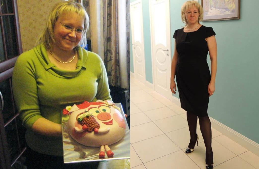 Секреты похудения борменталь