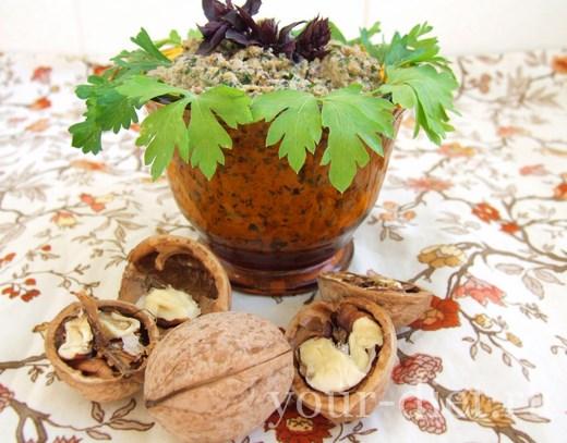 Итальянский соус Песто, пошаговый рецепт с фото